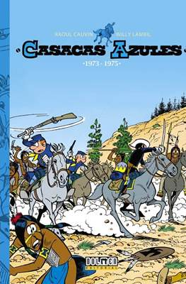 Casacas Azules (Cartoné Integral 160 pp) #3