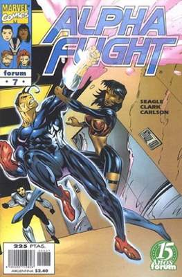 Alpha Flight Vol. 2 (1998-1999) (Grapa) #7