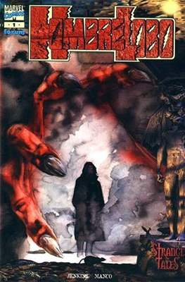 Hombre Lobo. Strange tales (Grapa. 17x26. 24 páginas. Color) #1