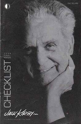 Jack Kirby Checklist 1998 Final Edition