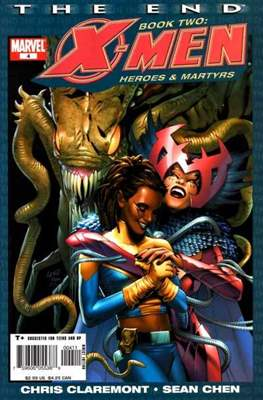 X-Men The End Book Two: Heroes and Martyrs (Grapa) #4
