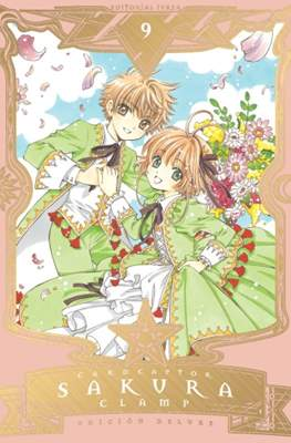 Cardcaptor Sakura - Edición Deluxe (Rústica con sobrecubierta) #9