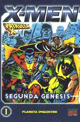 Coleccionable X-Men / La Patrulla-X