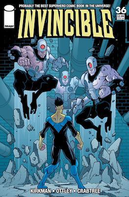 Invincible (Comic-book) #36