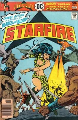 Starfire (Comic Book) #2