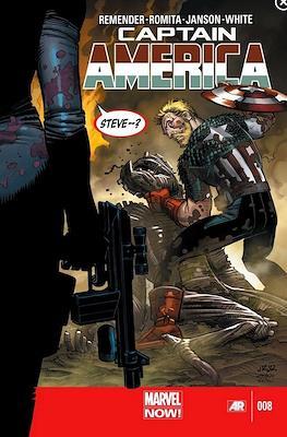 Captain America Vol. 7 (Digital. 2012) #8
