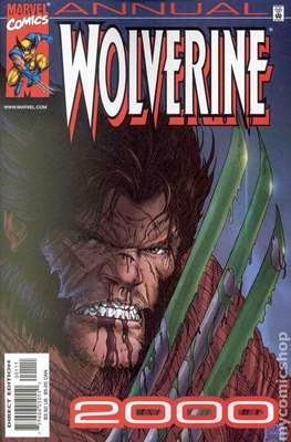 Wolverine Annual Vol. 1 (1995-2001) #5