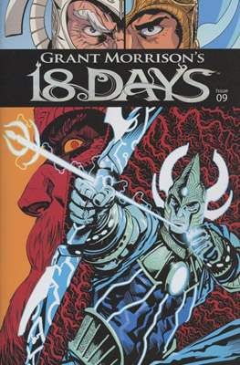 Grant Morrison's 18 Days (Comic Book) #9