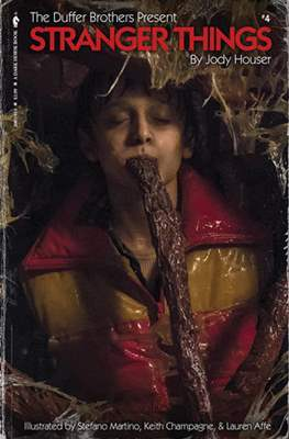 Stranger Things (Variant Covers) (Comic Book) #4
