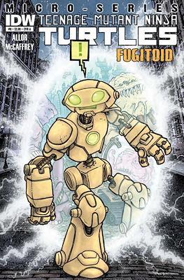 Teenage Mutant Ninja Turtles: Micro-Series (Comic book) #8