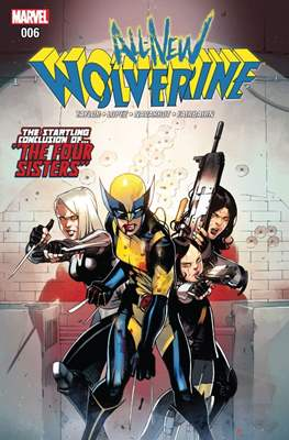 All-New Wolverine (2016-) #6