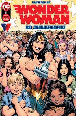 Wonder Woman: 80 Aniversario