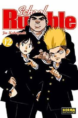 School Rumble #12