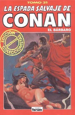 La Espada Salvaje de Conan el Bárbaro. Edición coleccionistas (Rojo) #21