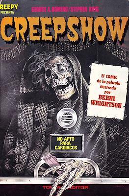 Creepshow. El Cómic de la Película