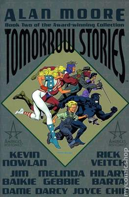 Tomorrow Stories (Hardcover 160 pp) #2