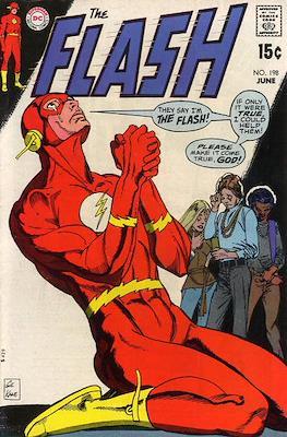 Flash Vol. 1 (1959-1985) (Comic Book 32 pp) #198