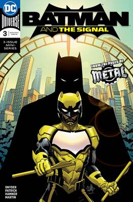 Batman and The Signal (2018) (Digital) #3