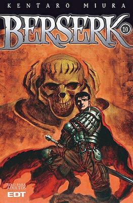 Berserk (Rústica con sobrecubierta) #10