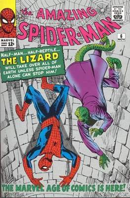 The Amazing Spider-Man Vol. 1 (1963-1998) #6
