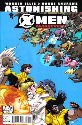 Astonishing: X-Men - Xenogenesis (Comic-Book) #5