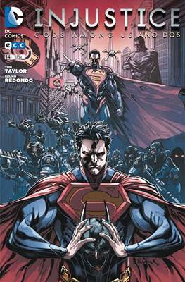 Injustice: Gods Among Us (Grapa 32 pp) #14