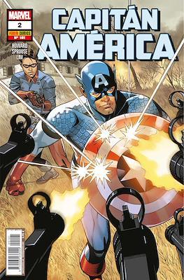 Capitán América Vol. 8 (2011-) (Grapa) #101/2