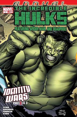 The Incredible Hulks Annual