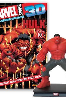 Marvel Héroes 3D: Especiales - Colección Oficial #9