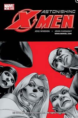 Astonishing X-Men (Vol. 3 2004-2013) (Comic Book) #15