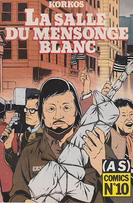 (AS) Comics (Agrafé) #10