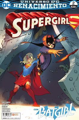 Supergirl. Renacimiento #2