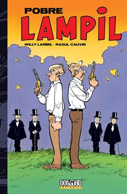 Pobre Lampil (Cartoné 176 pp) #2