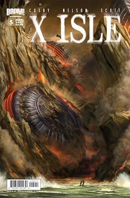 X Isle (Comic Book) #5