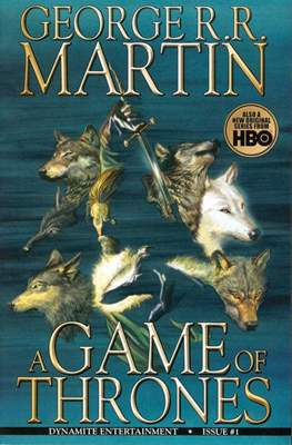 A Game Of Thrones (Comic Book) #1