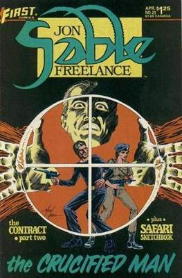 Jon Sable, Freelance #23