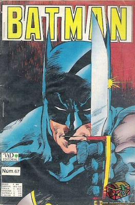 Batman (1987-2002) (Grapa) #67