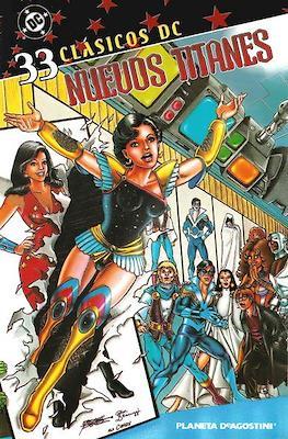 Nuevos Titanes. Clásicos DC (2005-2010) (Rústica 80-128 pp) #33