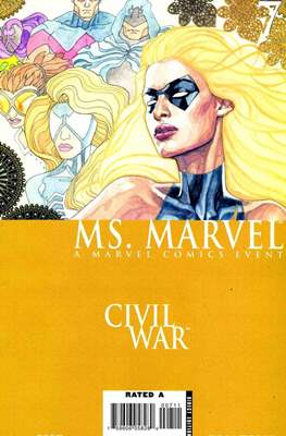 Ms. Marvel (Vol. 2 2006-2010) #7