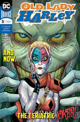 Old Lady Harley (Comic Book) #5