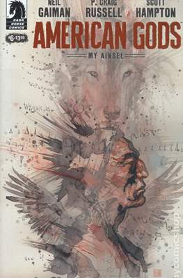 American Gods: My Ainsel (Variant Covers) (Comic Book) #6