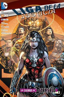 Liga de la Justicia. Nuevo Universo DC / Renacimiento (Grapa) #50