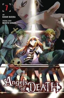 Angels of Death (Softcover) #7