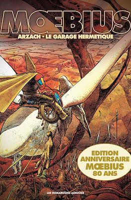 Arzach & Le Garage hermétique - Edition anniversaire Moebius 80 ans