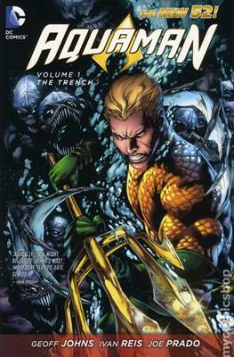 Aquaman Vol. 5 (2013-2017)