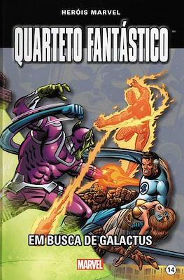 Heróis Marvel - Série I #14
