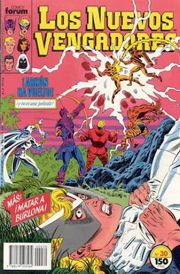 Los Nuevos Vengadores Vol. 1 (1987-1994) (Grapa 32 pp) #30