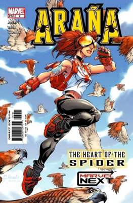 Araña: The Heart of the Spider (2005-2006) #2