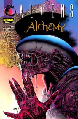 Aliens. Alchemy