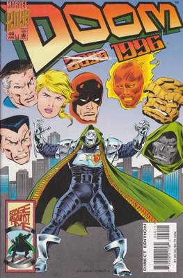 Doom 2099 (Comic Book) #40